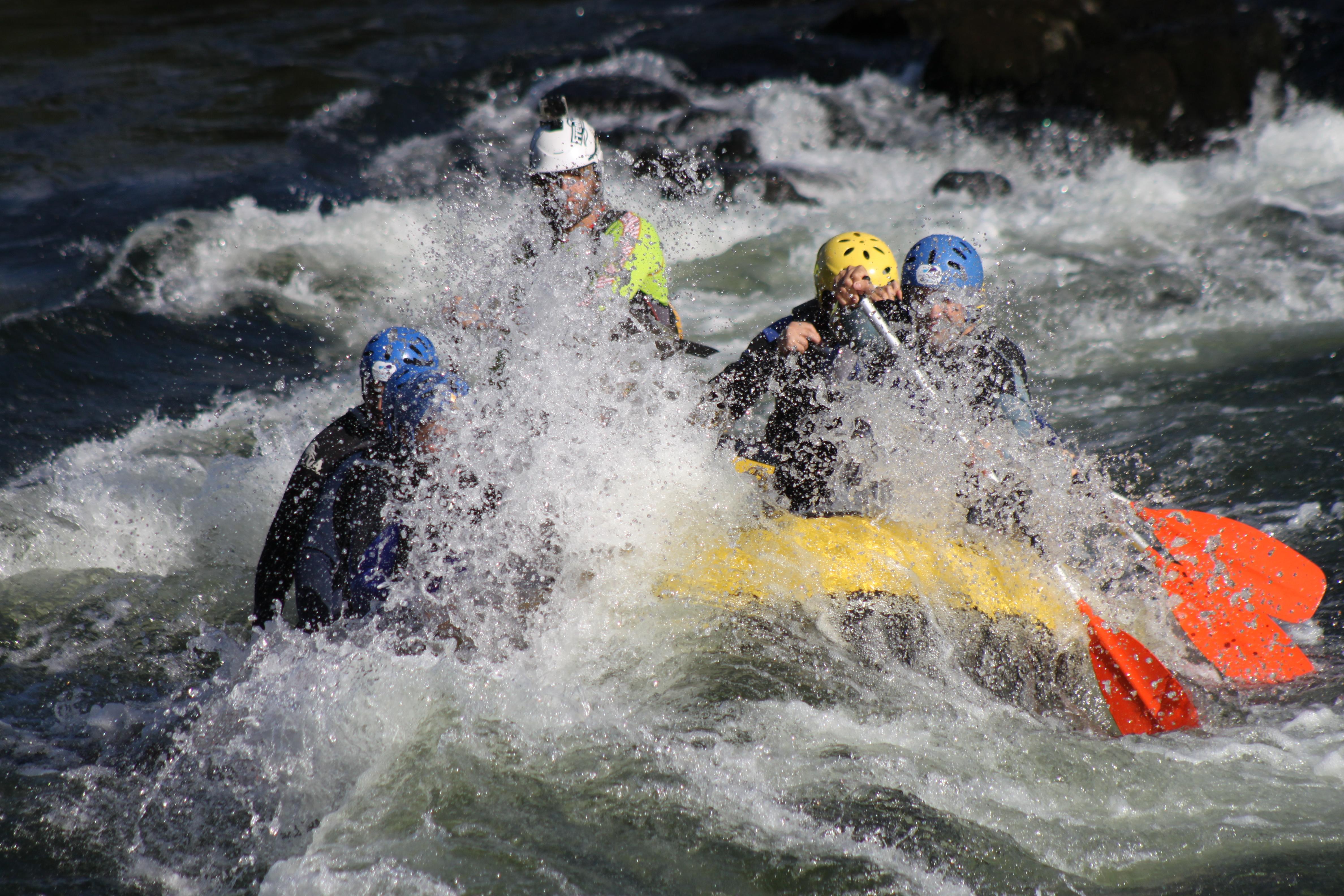 aventuras y actividades para soltar adrenalina en Santiago De Compostela