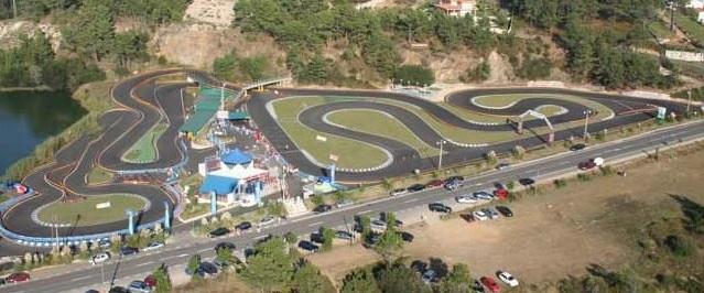 El circuito de karts de Sanxenxo es uno de los mejores karting de Galicia