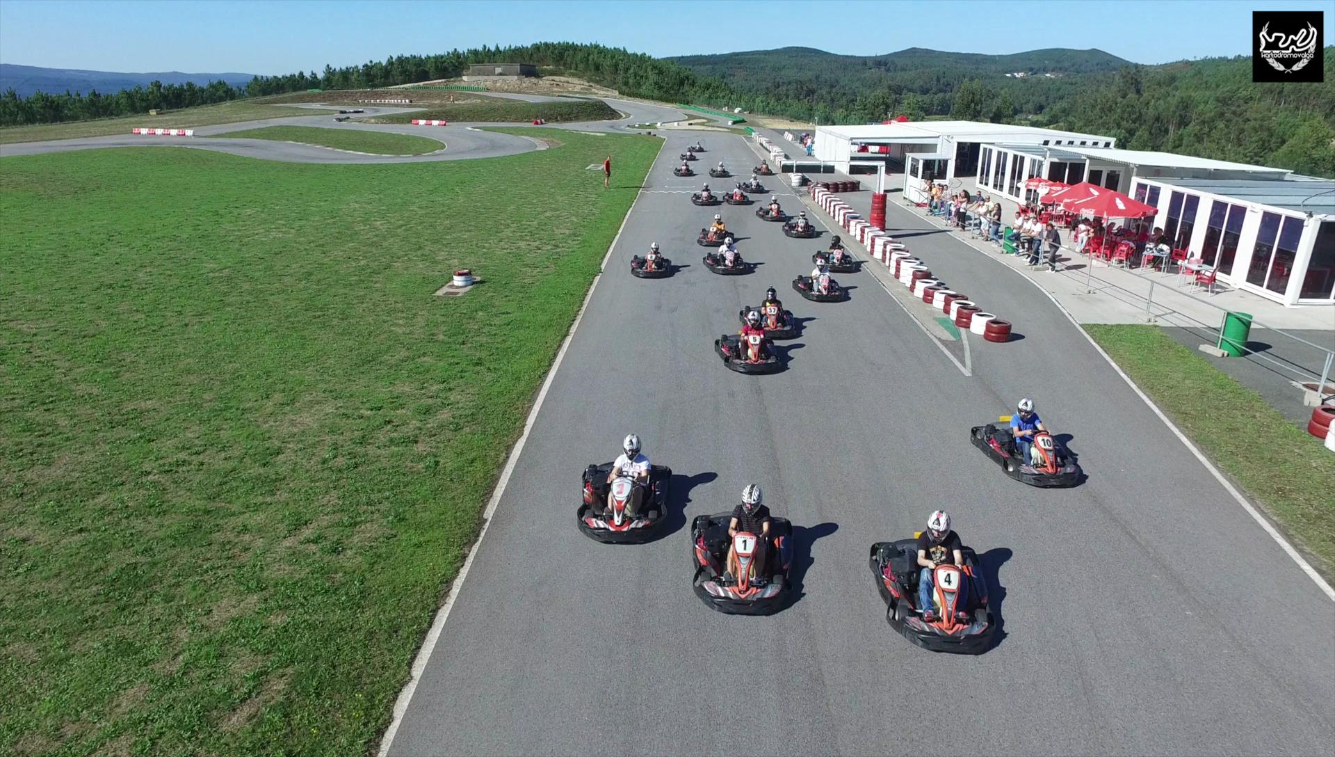 Campeonatos de karts en los mejores karting en Galicia